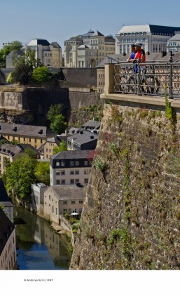 Cycling, Luxembourg city