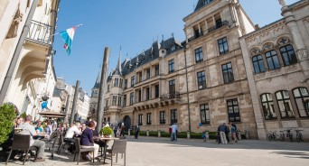 Luxembourg Grand Ducal Palace © Christian Millen