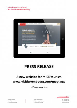 Launch MICE website