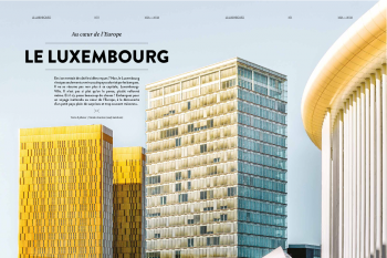 Le Luxembourg   Voyager Ici & Ailleurs