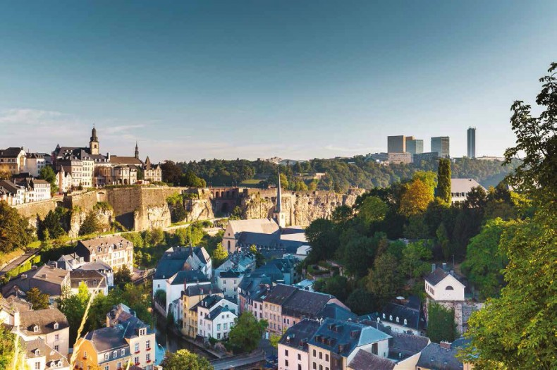 Le Luxembourg - Voyager ici ailleurs