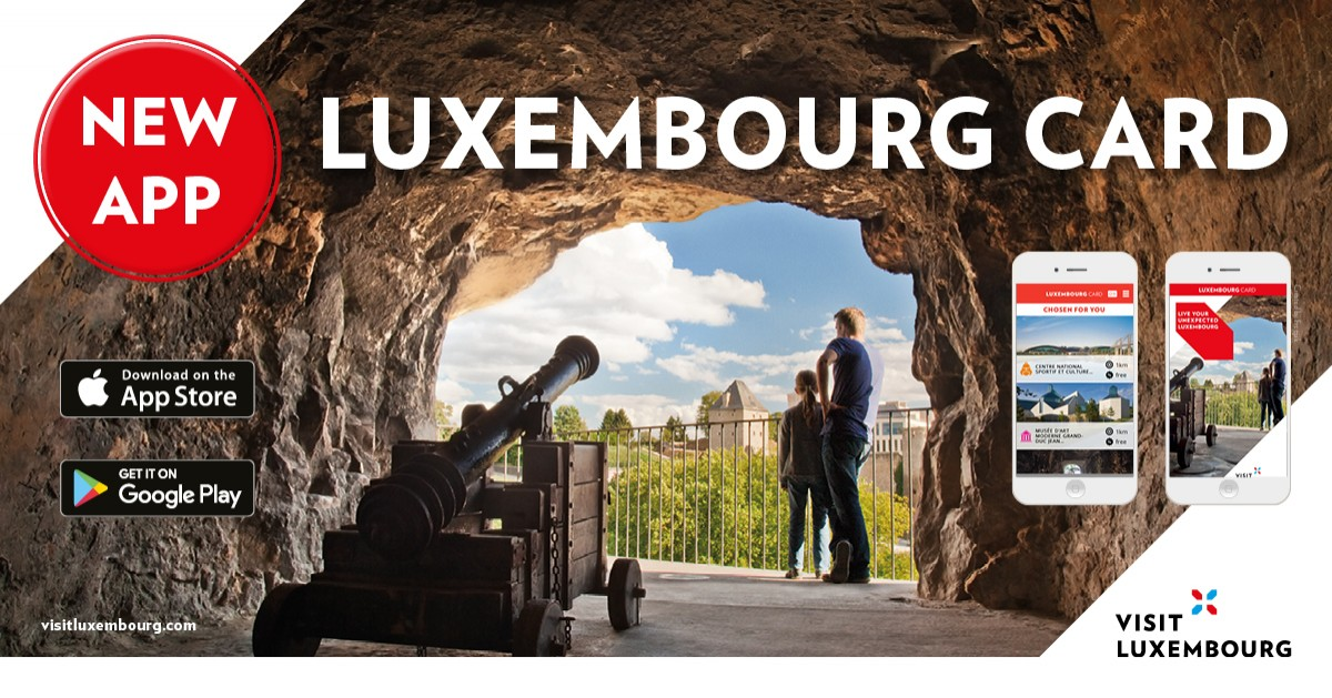 APP Luxembourg Card