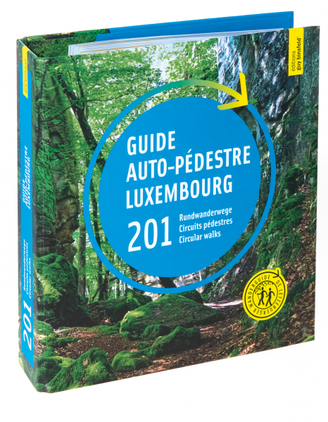 Cover 3D guide auto pedestre