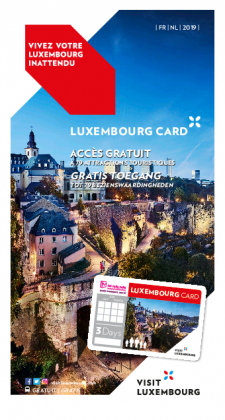 Luxembourg Card FR-NL