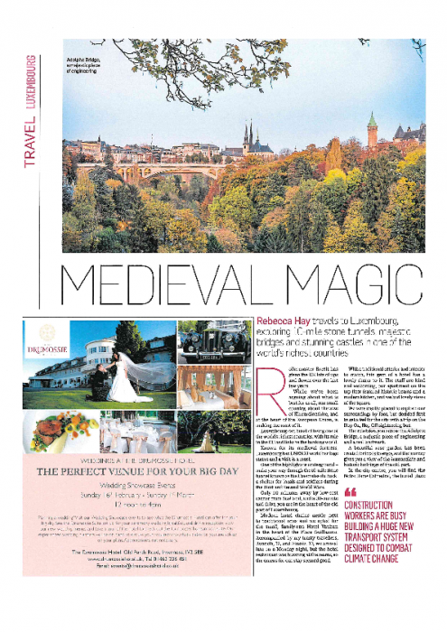 Medieval Magic   Press and Journal