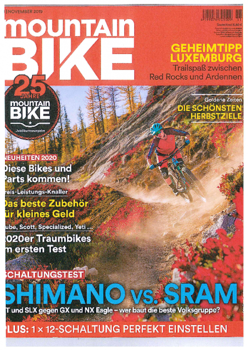 Kleines Land grosser Sport    MountainBike Magazin